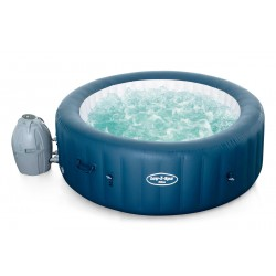 Spa gonflable rond Milan Airjet Plus™ 4-6 places - Lay-Z-Spa BESTWAY